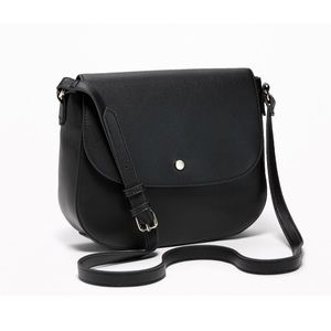 🆕[Old Navy] Saddle Cross-Body Purse